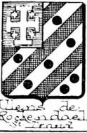 Ulens Coat of Arms / Family Crest 0