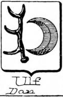 Ulf Coat of Arms / Family Crest 1