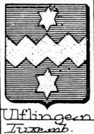 Ulflingen Coat of Arms / Family Crest 0