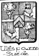 Ulfsparre Coat of Arms / Family Crest 1