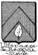 Ulfsparre Coat of Arms / Family Crest 3