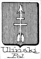 Ulinski Coat of Arms / Family Crest 1