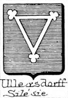 Ullersdorff Coat of Arms / Family Crest 0