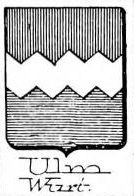 Ulm Coat of Arms / Family Crest 2