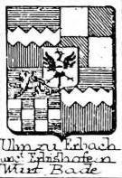 Ulm Coat of Arms / Family Crest 3