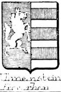 Ulmenstein Coat of Arms / Family Crest 1