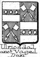 Ulricsdal Coat of Arms / Family Crest 0