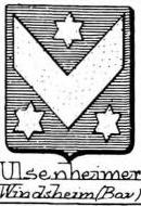 Ulsenheimer Coat of Arms / Family Crest 0