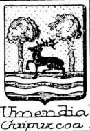 Umendia Coat of Arms / Family Crest 0