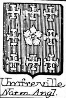 Umfreville Coat of Arms / Family Crest 0