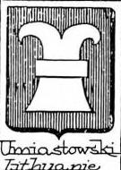 Umiastowski Coat of Arms / Family Crest 0