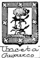 Unceta Coat of Arms / Family Crest 0