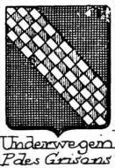 Underwegen Coat of Arms / Family Crest 0