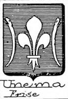 Unema Coat of Arms / Family Crest 1