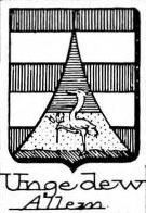 Ungedew Coat of Arms / Family Crest 0