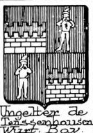 Ungelter Coat of Arms / Family Crest 1