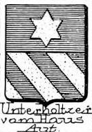 Unterholtzer Coat of Arms / Family Crest 0