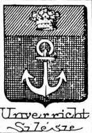 Unverricht Coat of Arms / Family Crest 1
