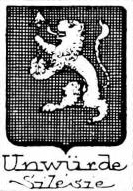 Unwurde Coat of Arms / Family Crest 2