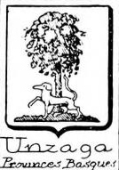 Unzaga Coat of Arms / Family Crest 0