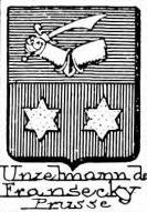 Unzelmann Coat of Arms / Family Crest 0