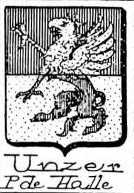 Unzer Coat of Arms / Family Crest 0