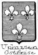 Uphusen Coat of Arms / Family Crest 0