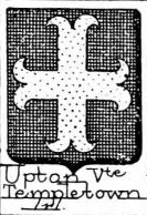 Upton Coat of Arms / Family Crest 1