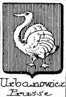 Urbanowicz Coat of Arms / Family Crest 0