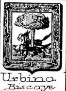 Urbina Coat of Arms / Family Crest 3