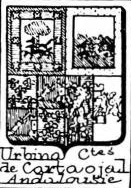 Urbina Coat of Arms / Family Crest 4