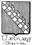 Urburg Coat of Arms / Family Crest 0