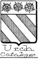 Urch Coat of Arms / Family Crest 0