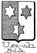 Urech Coat of Arms / Family Crest 1