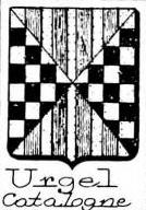 Urgel Coat of Arms / Family Crest 1