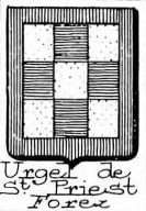 Urgel Coat of Arms / Family Crest 2