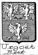 Urgoet Coat of Arms / Family Crest 0
