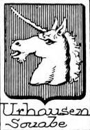 Urhausen Coat of Arms / Family Crest 1