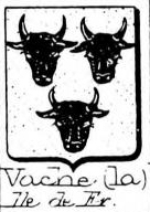 Vache Coat of Arms / Family Crest 2