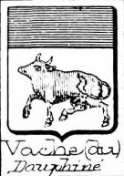 Vache Coat of Arms / Family Crest 0