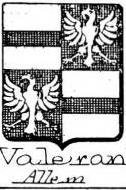 Valeran Coat of Arms / Family Crest 0