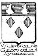 Valeton Coat of Arms / Family Crest 1