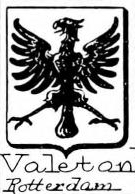 Valeton Coat of Arms / Family Crest 0