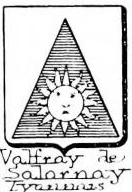Valfray Coat of Arms / Family Crest 0