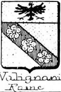 Valignani Coat of Arms / Family Crest 2