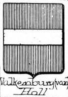Valkenburg Coat of Arms / Family Crest 3