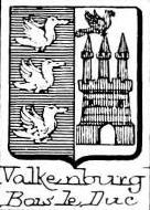 Valkenburg Coat of Arms / Family Crest 0