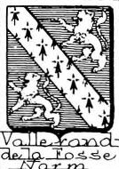 Vallerand Coat of Arms / Family Crest 0