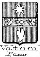 Valtrini Coat of Arms / Family Crest 0