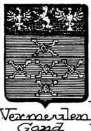Vermeulen Coat of Arms / Family Crest 11
